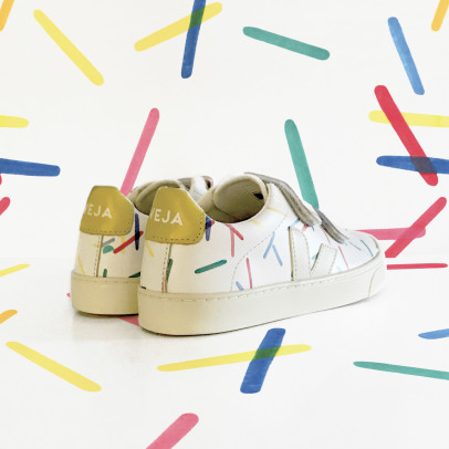 Veja Carensac Velcro Trainers - Veja x Hundred Pieces-listing