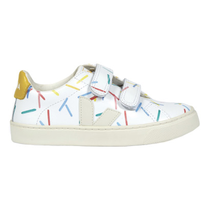 Veja Turnschuhe mit Klettverschluss Carensac- Veja x Hundred Pieces-listing