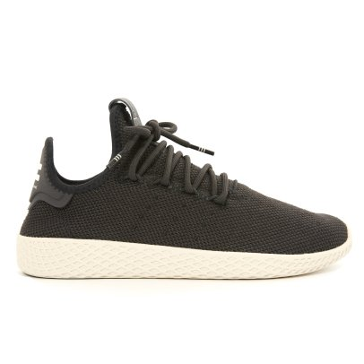 Adidas Pharrell Williams HU Lace-Up Tennis Shoes-listing