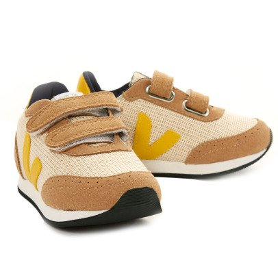 Veja Arcade J-Mesh Velcro Trainers-listing