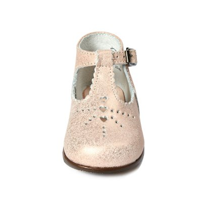 Little Mary Floriane Graphite Mary Janes-listing