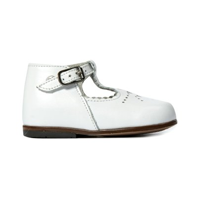 Little Mary Floriane Calfskin Mary Janes-listing