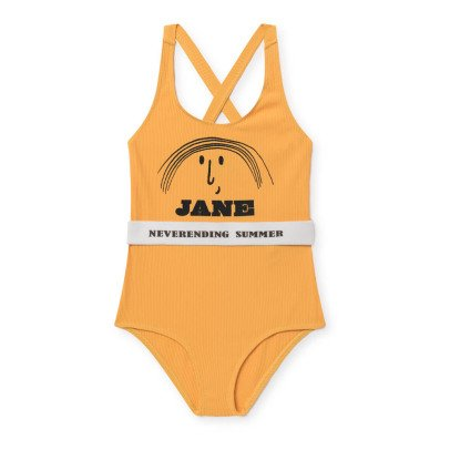 Bobo Choses Jane Belted 1 Piece Swimsuit-listing
