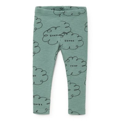 Bobo Choses Legging Nuages Coton Bio-listing