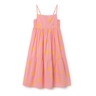 Bobo Choses Organic Cotton Sun Maxi Dress-listing