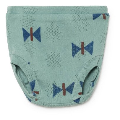 Bobo Choses Organic Cotton Butterfly Bloomers-listing