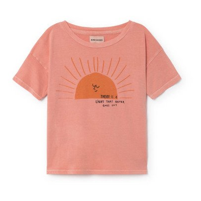 Bobo Choses Organic Cotton Sunset T-Shirt-listing