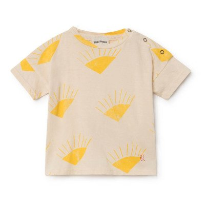 Bobo Choses T-shirt stampa sole in cotone bio -listing