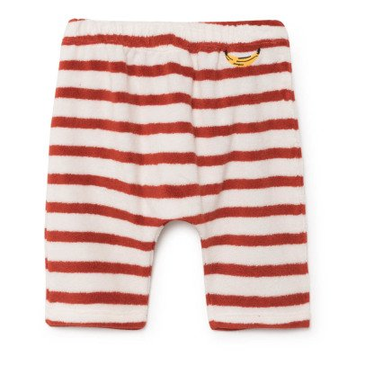 Bobo Choses Striped Sweat Harem Trousers-product