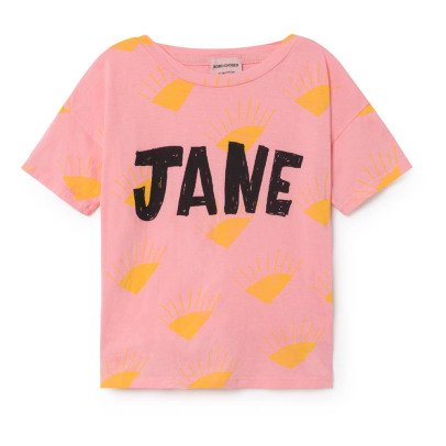 Bobo Choses Organic Cotton Jane Sun T-Shirt-listing