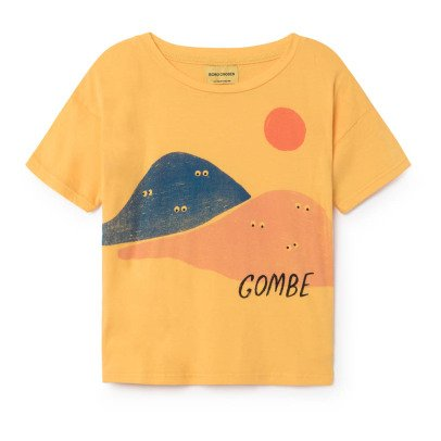 Bobo Choses T-shirt Gombe in cotone bio -listing
