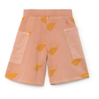 Bobo Choses Organic Cotton Sun Pocket Bermuda Shorts-product
