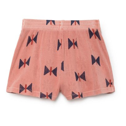 Bobo Choses Organic Cotton Butterfly Shorts-listing