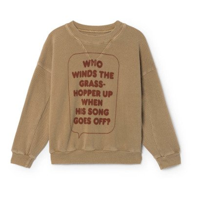 Bobo Choses Song Oversized Sweatshirt-product