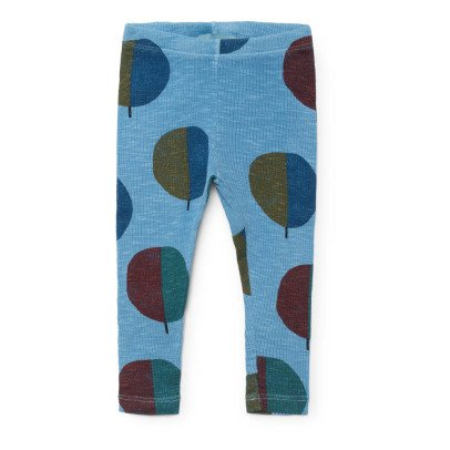 Bobo Choses Organic Cotton Tree Leggings-listing