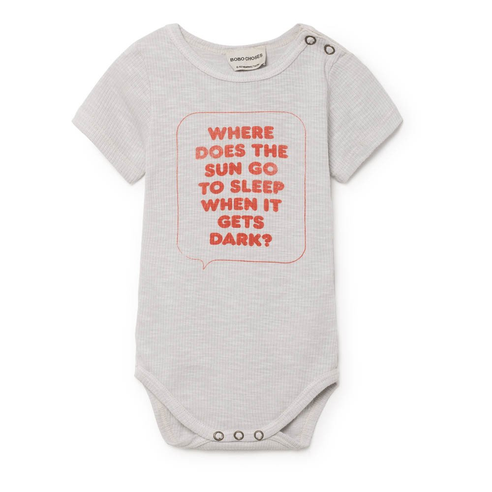 Sale - Organic Cotton Cloud Body - Bobo Choses Bobo Choses 2018 1PlEF