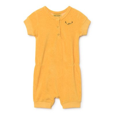 Bobo Choses Sweat Playsuit-listing