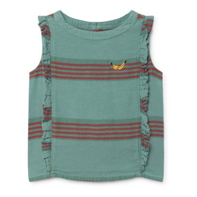 Bobo Choses Blouse Rayée Volants-listing