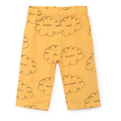 Bobo Choses Organic Cotton Cloud Trousers-listing