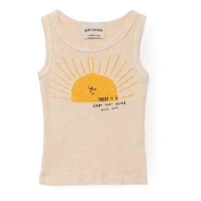 Bobo Choses Organic Cotton Sunset Vest Top-product