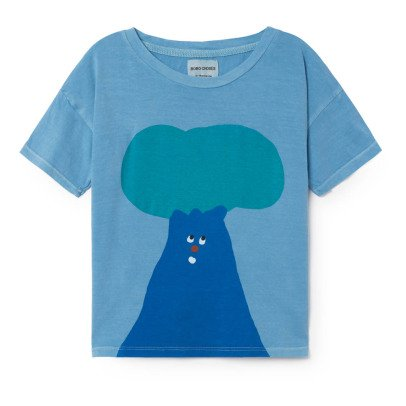 Bobo Choses Organic Cotton Tree T-Shirt-listing