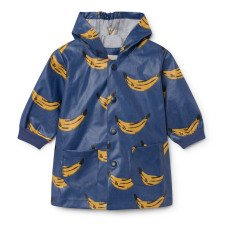 product-Bobo Choses Impermeable Capucha Plátanos