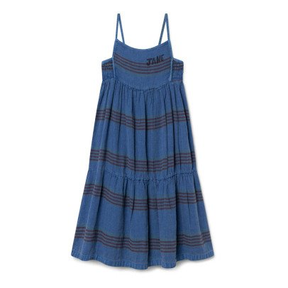 Bobo Choses Striped Maxi Dress-listing