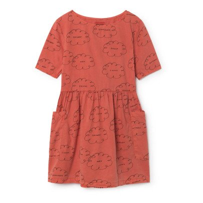 Bobo Choses Cloud Organic Cotton Pocket Dress-listing