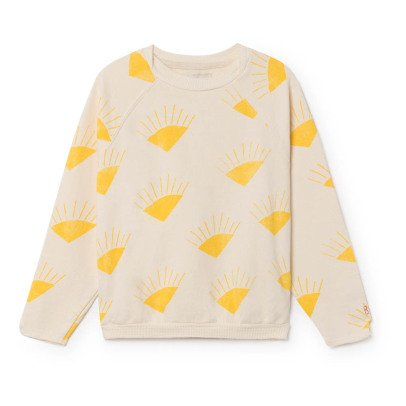 Bobo Choses Organic Cotton Sun Sweatshirt-listing