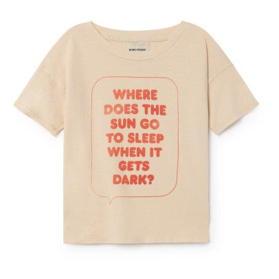 Bobo Choses Organic Cotton Sun T-Shirt-product
