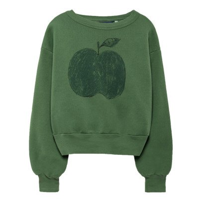 The Animals Observatory Bear Apple Sweatshirt-listing