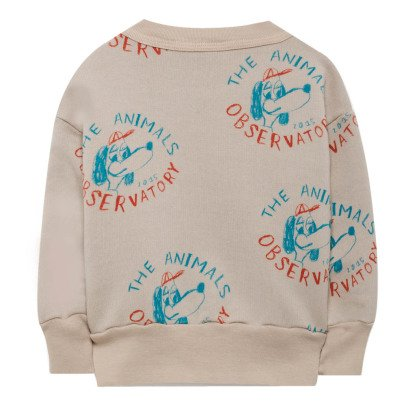 The Animals Observatory Bear Dot Sweatshirt-listing