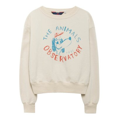 The Animals Observatory Sweatshirt Hund Bear-listing
