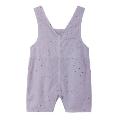 The Animals Observatory Goose Apple Dot Dungarees-listing
