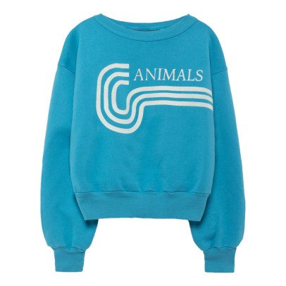 The Animals Observatory Sweatshirt Tiere Bear -listing