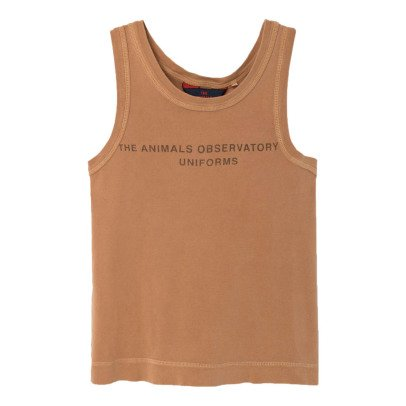 The Animals Observatory Canotta Uniforms Frog-listing