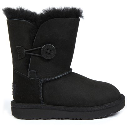 Ugg Bailey Buttons II Suede Fur Lined Boots-listing