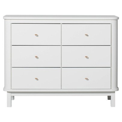 Oliver Furniture Birch 6 Drawer Chest-listing