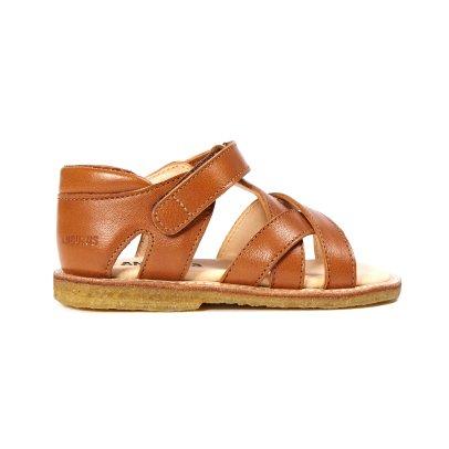 Sandales Scratchs Croisées