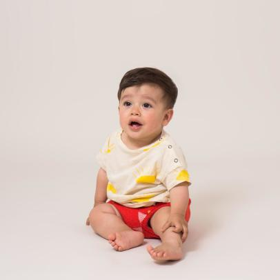 Bobo Choses Organic Cotton Sun Popper T-Shirt-listing