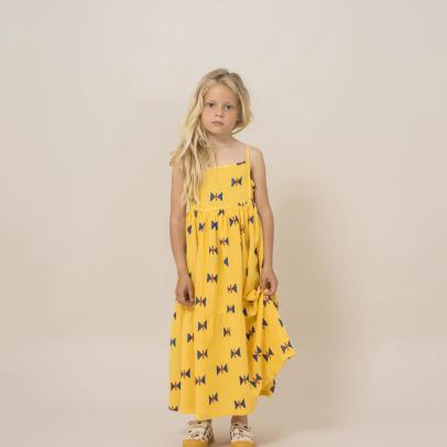 Bobo Choses Butterfly Maxi Dress-listing