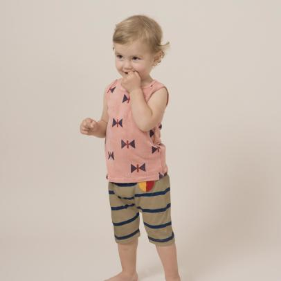 Bobo Choses Organic Cotton Harem Trousers-listing