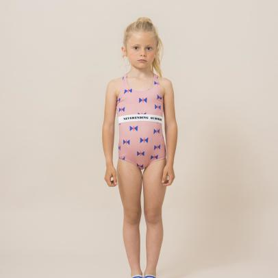 Bobo Choses Butterfly Belted 1 Piece Swimsuit-listing