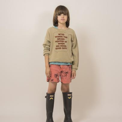 Bobo Choses Sweatshirt Oversize Song-listing