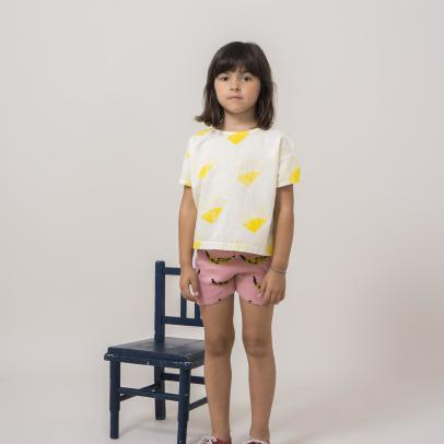 Bobo Choses Orgain Cotton Sun Blouse-listing