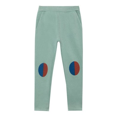Bobo Choses Organic Cotton Frog Jogging Bottoms-listing