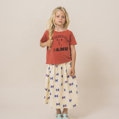 Bobo Choses Butterfly Midi Skirt-listing