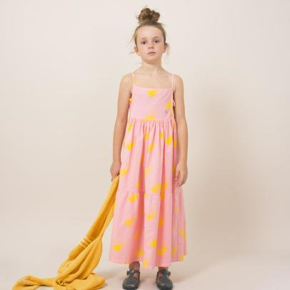 Bobo Choses Organic Cotton Sun Maxi Dress-product