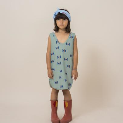 Bobo Choses Frottier-Kleid Schmetterling -listing