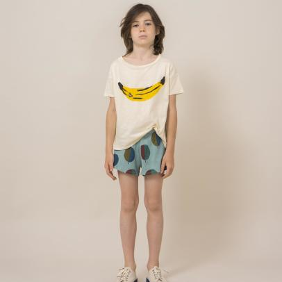 Bobo Choses Organic Cotton Banana T-Shirt-listing